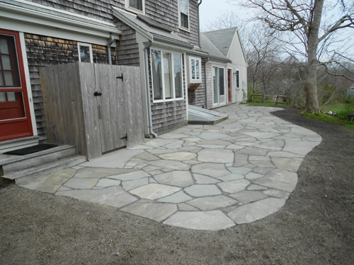 Cape Cod Landscape Construction